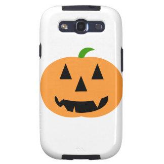 Calabaza de Halloween Galaxy S3 Cárcasas