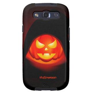 Calabaza de Halloween Galaxy S3 Funda