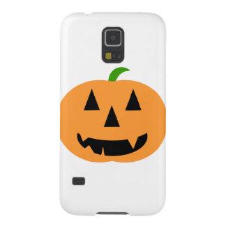 Calabaza de Halloween Funda De Galaxy S5