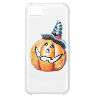 Calabaza de Halloween Funda Para iPhone 5C