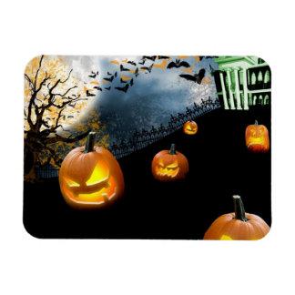 Calabaza de Halloween Imanes