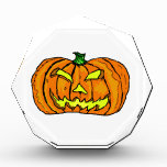 Calabaza de Halloween/linterna de Jack-o'