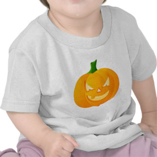 Calabaza de Halloween linterna de Jack-o Camiseta