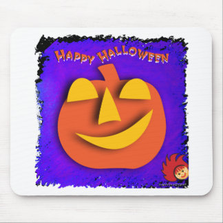 Calabaza de Halloween Mouse Pad