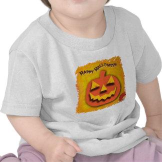 Calabaza de Halloween Camisetas