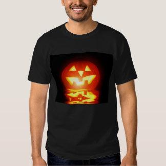 calabaza de Halloween Playera