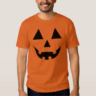 Calabaza de Halloween Playeras