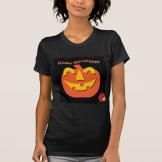 Calabaza de Halloween Polera