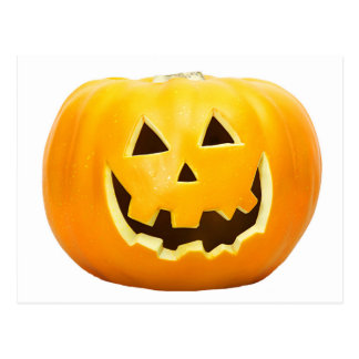 """Calabaza de Halloween "" Postales"