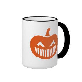Calabaza de Halloween Tazas