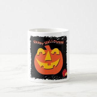 Calabaza de Halloween Taza