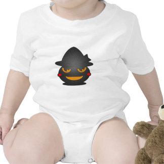 Calabaza de Halloween Trajes De Bebé