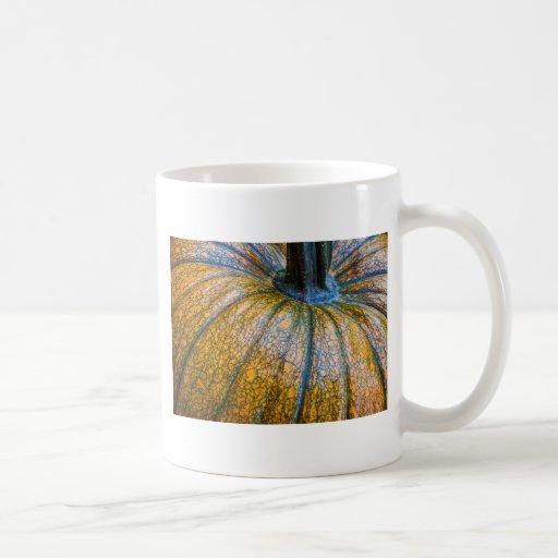 Calabaza de la calabaza taza de café