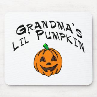 Calabaza de Lil de las abuelas Mousepad