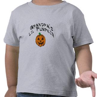 Calabaza de Lil de los abuelos Camiseta