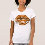 Calabaza de los lagos Waterton Camiseta