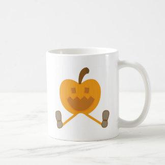 Calabaza de Percy Tazas De Café