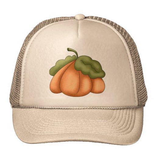 Calabaza del país gorras