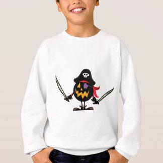 Calabaza del pirata remera