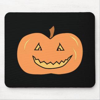 Calabaza feliz tallada Halloween Tapetes De Ratones