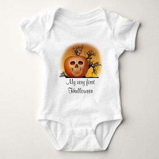 Calabaza frecuentada tee shirt