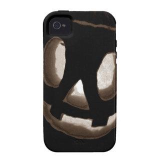 Calabaza II de Horrorstuff Halloween iPhone 4/4S Carcasa