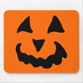 Calabaza Mousepad de Halloween Alfombrilla De Ratones