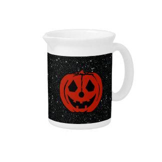 CALABAZA PAL (Jack-O-Linterna) de Halloween ~~.png Jarras De Beber