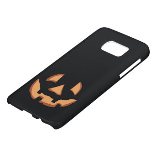 Calabaza para Halloween Fundas Samsung Galaxy S7