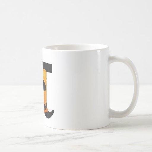 Calabaza pi taza de café
