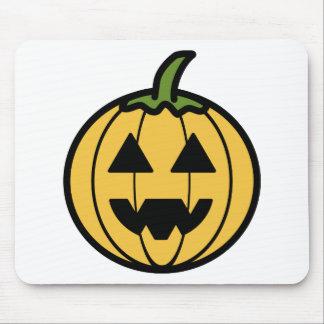 Calabaza tallada fantasmagórica de Halloween Jack