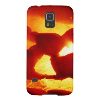 Calabaza vivaracha de Halloween Funda De Galaxy S5
