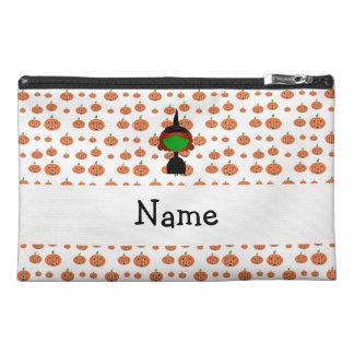Calabazas conocidas personalizadas del naranja de