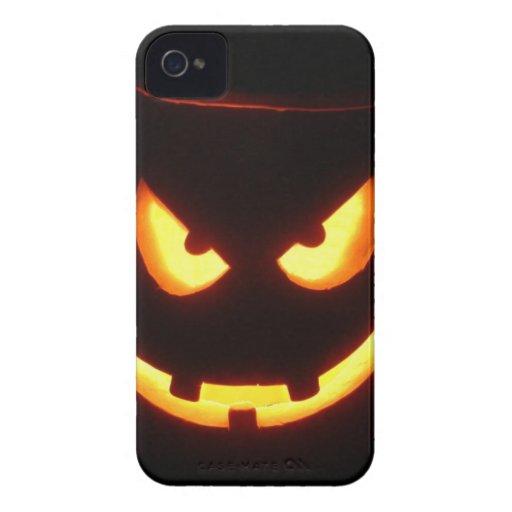 Calabazas de Halloween Case-Mate iPhone 4 Cárcasas