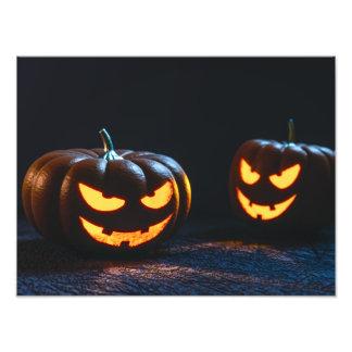 Calabazas de Halloween Cojinete