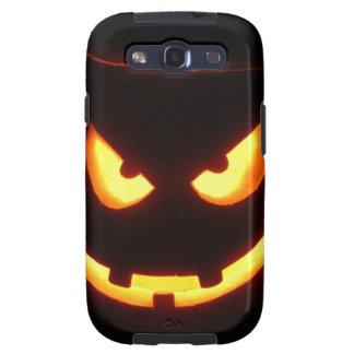 Calabazas de Halloween Samsung Galaxy S3 Cárcasas