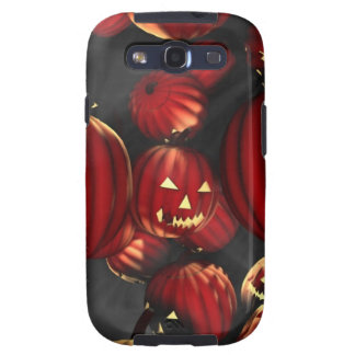 Calabazas de Halloween Galaxy S3 Protectores