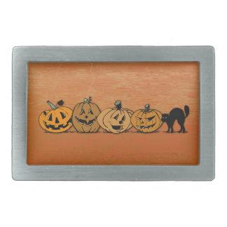 Calabazas de Halloween Hebilla Cinturon