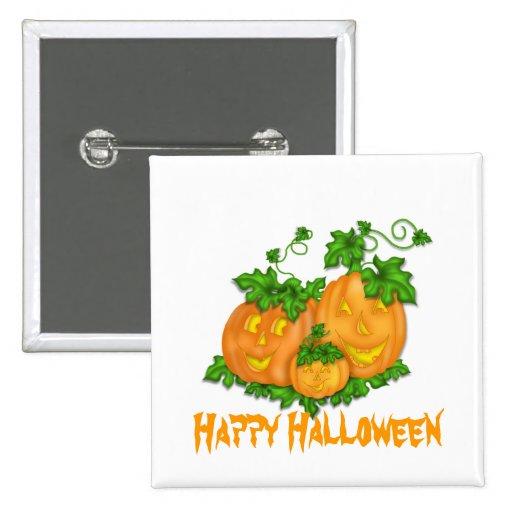 Calabazas de Halloween Pin