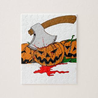 Calabazas de Halloween Puzzles