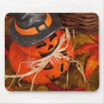 Calabazas de Halloween Tapete De Ratones