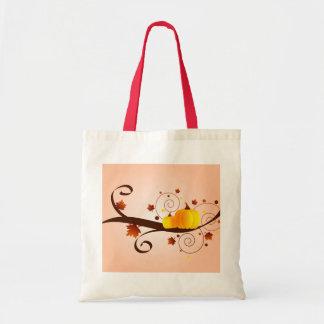 Calabazas de la caída - bolso bolsas de mano
