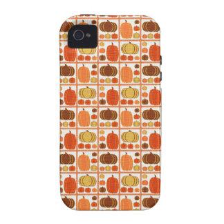 Calabazas de la caída iPhone 4/4S carcasa