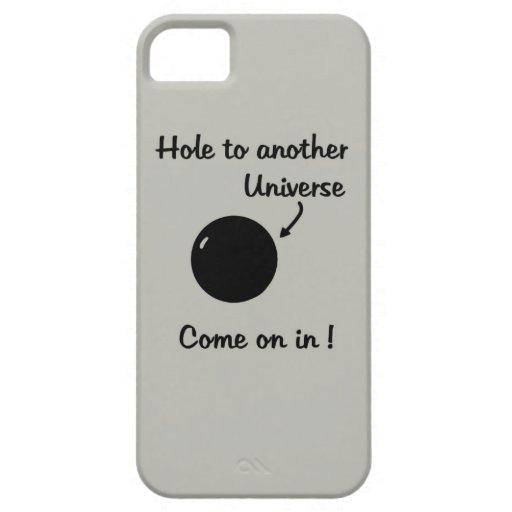 Calabozo - agujero a otro universo iPhone 5 coberturas