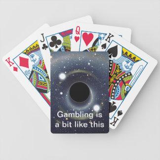 Calabozo de la galaxia en espacio cartas de juego