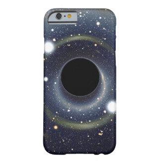 Calabozo de la galaxia en espacio funda de iPhone 6 barely there
