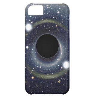 Calabozo de la galaxia en espacio funda para iPhone 5C
