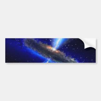 Calabozo de NASAs Etiqueta De Parachoque