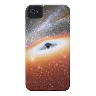 Calabozo de NASAs Case-Mate iPhone 4 Protectores
