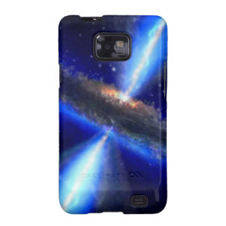 Calabozo de NASAs Samsung Galaxy SII Carcasas
